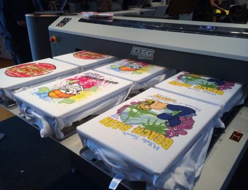 Custom t-shirt printing Bournemouth
