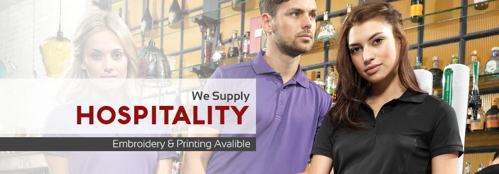 we supply hospitality